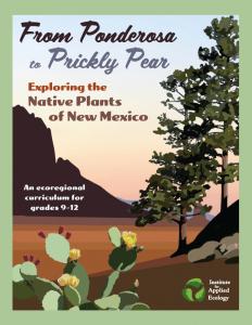 Native Plant Curriculum