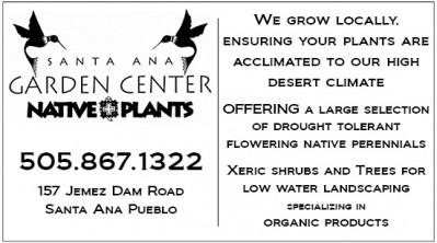 Santa Ana Garden Center