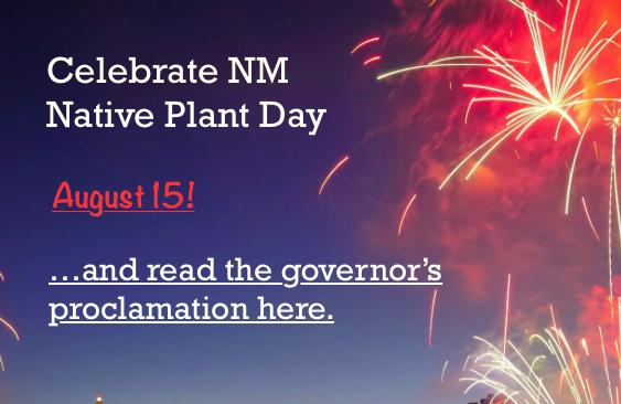 Native Plant Society of New Mexico – New Mexico's Voice ...